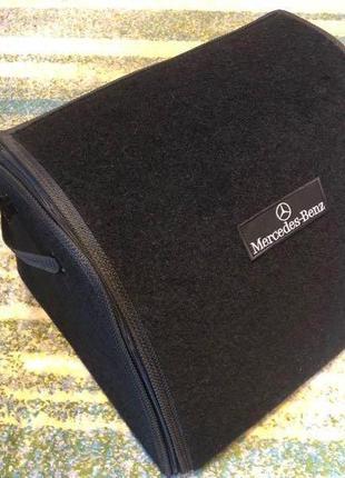Органайзер автомобильный в багажник Mercedes-Benz, 0810060251