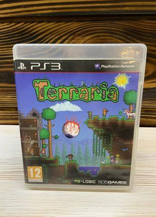 Terraria PS3 игра на Sony playstation