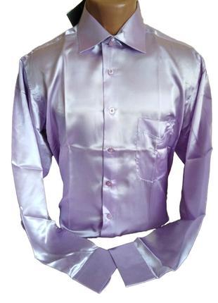Рубашка/сорочка бузкова cerruti 1881 - 100% шовк
