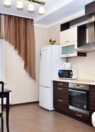 Посуточная аренда 1 комнатная квартира на архитектора Вербицкого