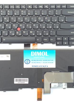 Оригинальная клавиатура для ноутбука Lenovo ThinkPad T540 rus