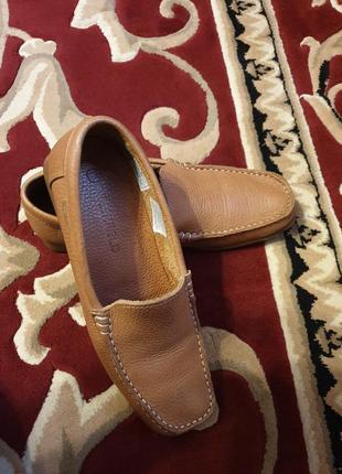 Женские мокасины туфли натуральная кожа