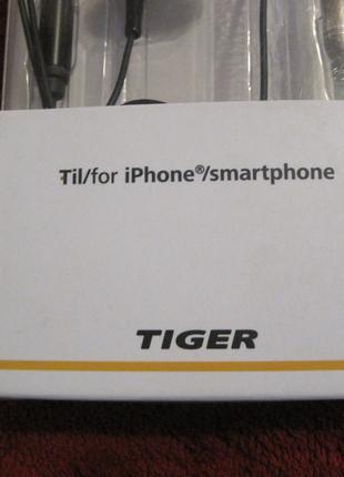 Наушники для мобильного телефона Tiger