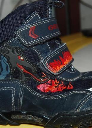 Geox зимние ботинки 25 размер
