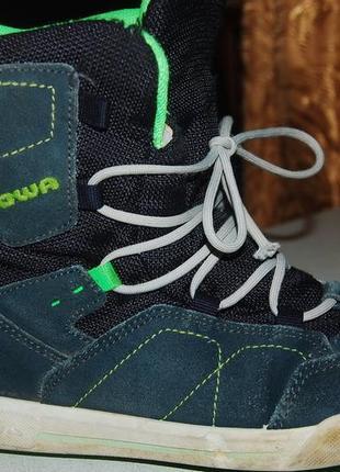 Зимние ботинки lowa 36 размер