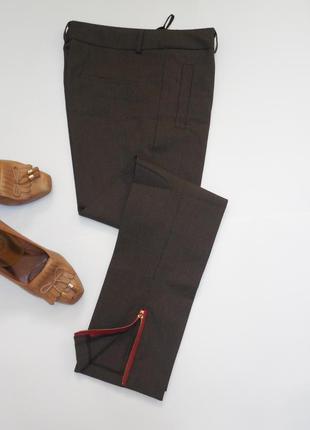 Оригинальные классические деловые офисные брюки со стрелками к...