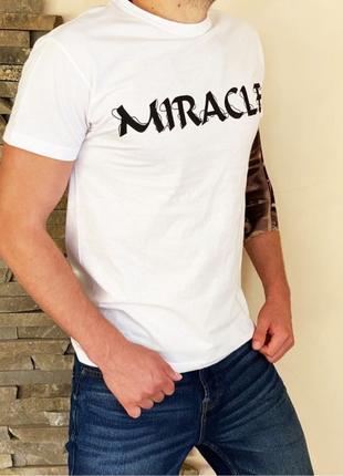 Футболка Miracle (все размеры)