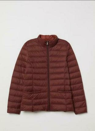 В наличии куртка пуховик н&м premium qualite размер xs xxs