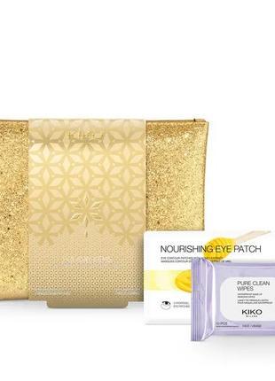 Набор Holiday Gems cleanse & chill kit Kiko Milano