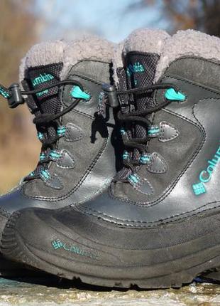 Жіночі черевики, ботінки, чоботи columbia 200grams omni-heat