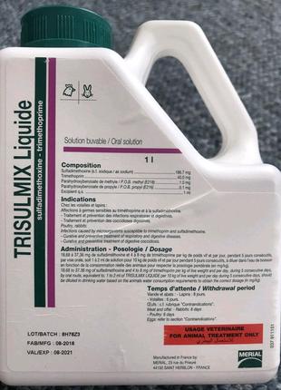 Trisulmix Liquide