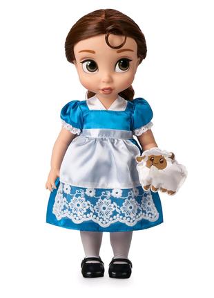 Кукла Белль в детстве, 40 см, Disney Animators Collection