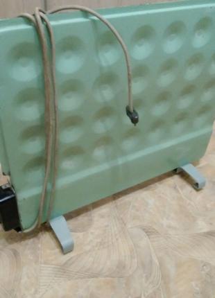 Масляный электрообогреватель