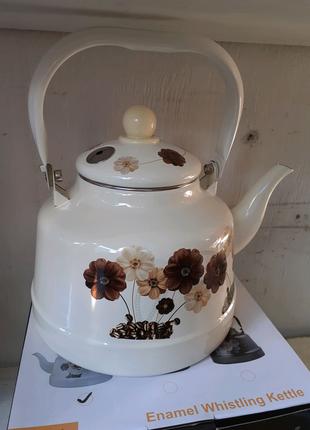 Чайник   Edenberg со свистком. 2 5 л.