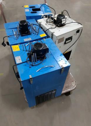 Пивной охладитель на 4 сорта Тайфун 90М