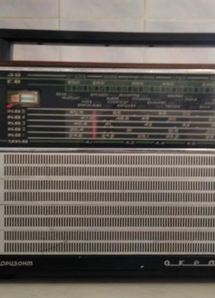 Радиоприемник-океан-209