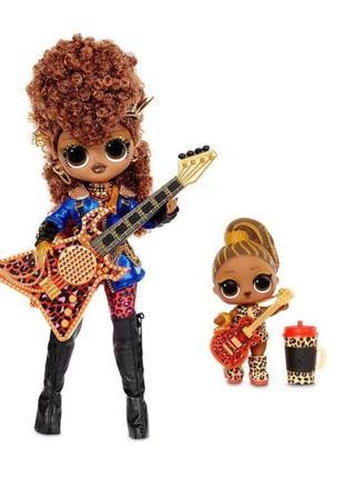 Кукла LOL OMG Remix Темнокожая рок дива ЛОЛ Ремикс с большого ...