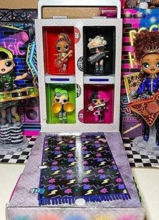 Кукла LOL OMG Remix ЛОЛ ОМГ Ремикс с большого набора ОРИГИНАЛ