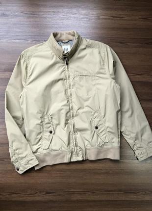 Куртка мужская лёгкая ветровка весна