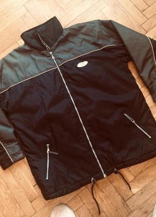 Деисезонная куртка на синтепоне basic