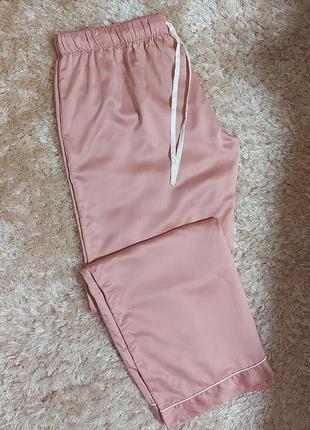 Атласные штаны для дома, анг 18-20 (евро 46-48)