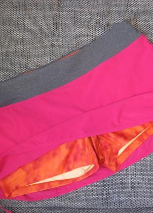 Фирменная юбка-шорты компрессионные шорты-юбка для спорта dry ...