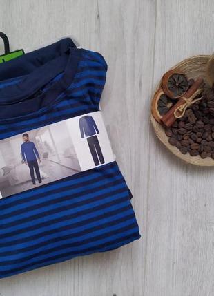 Мужской домашний костюм футболка + штаны пижама