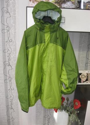 Мембранная супер функциональная куртка ветровка водо и ветроза...
