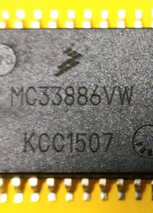 Мікросхема MC33886VW 33886 mc33886
