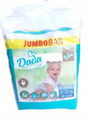Акція 310грн!!! Jumboox DADA Extra Soft (5 junior)