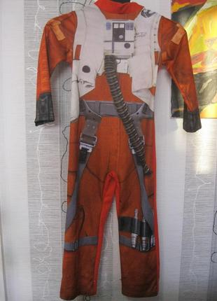 Звездные войны star war костюм 5-6 лет рост до 116 см