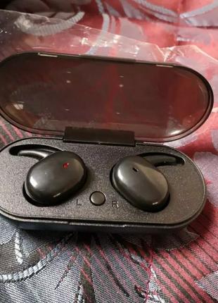 Беспроводные наушники Y30, Bluetooth, блютуз, гарнитура.
