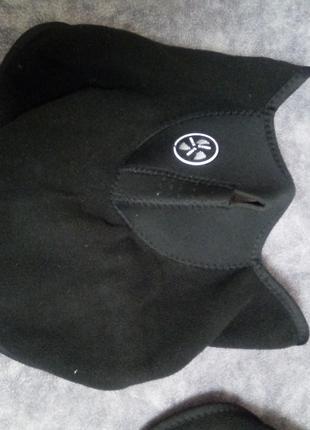 Продается вело маска полумаска теплая флисовая
