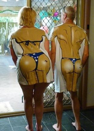 Оочень секси необычная футболка вторая кожа мисс австралия бол...