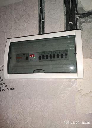 Электрик,Електрик,Электромонтаж,