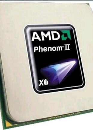 Процессор 6 ядер Am3 Phenom 1055t box
