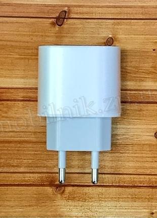Зарядное устройство USB-C Power Adapter 18W
