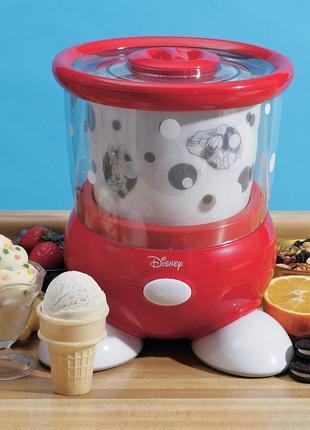 Мороженица DISNEY Ariete Ice Cream Maker (новая в коробке)