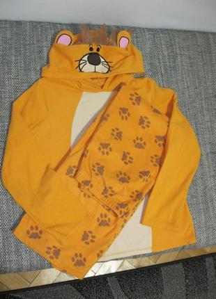 Женская пижама кигуруми домашний костюм комплект для дома и сн...