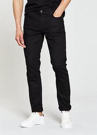 Как новые стильные мужские черные джинсы от известного бренда ...