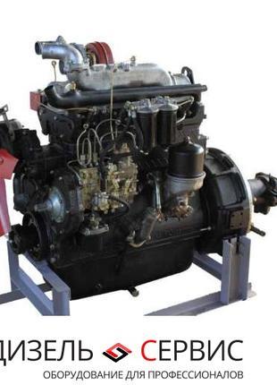 Двигатель СМД-22 после капитального ремонта.