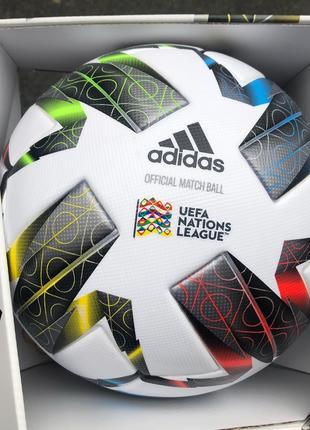 Футбольный мяч Adidas UEFA Nations League Pro OMB FS0205