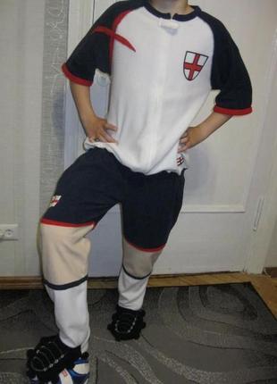 Кигуруми пижама спортивный костюм 11-13 до 165