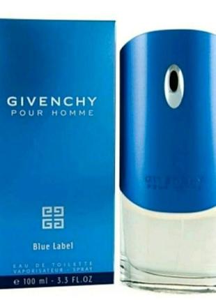"Духи мужские "" Givenchy Blue Label "" 100ml"