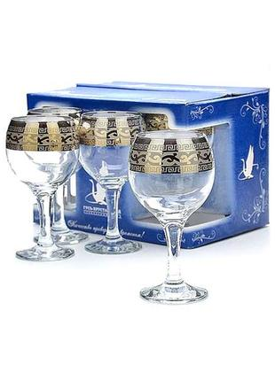 Набор бокалов для вина 6 шт. Версаче