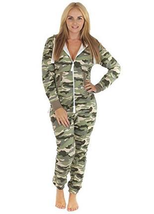 Кигуруми пижама премиум камуфляж комбинезон стиль милитари м р...