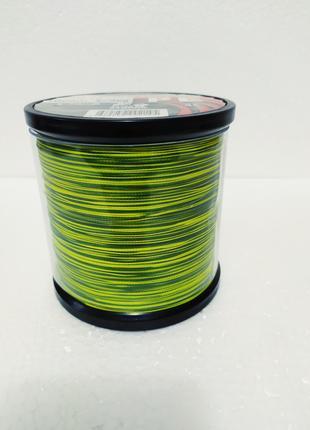 Шнур рыболовный нить плетённая для рыбалки 1000 м 0.35 мм