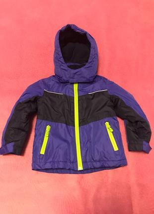 Термо куртка Papagino 3-4 года