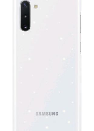 Оригінальний чохол LED Cover для Samsung Note 10