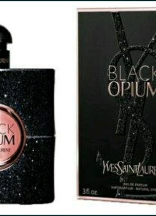 "Духи женские "" Yves Saint Laurent Black Opium"" 90 ml"